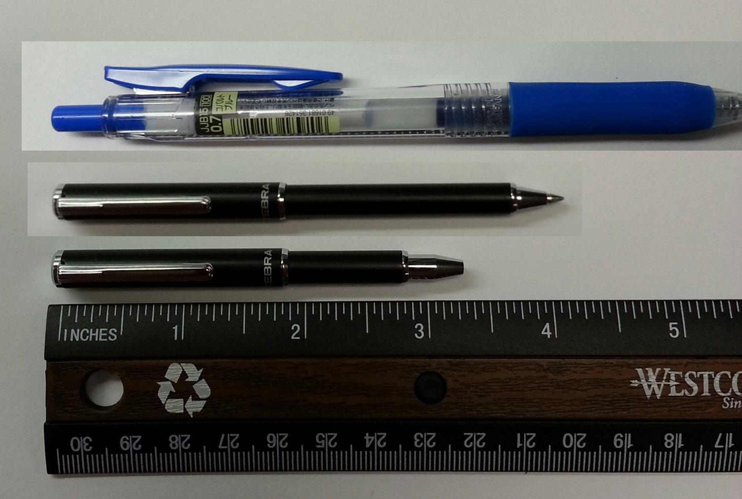 Little Brother Zebra My Pen Needs Inkmy Pen Needs Ink