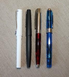 Sheaffer 300 Four Pens