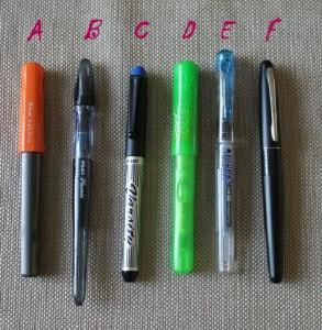 Budget Pens 1