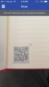 APP Scan QR Code