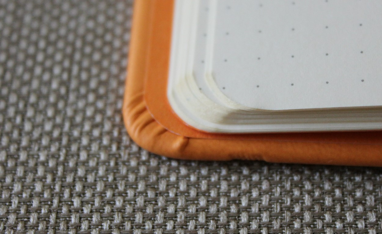 Rhodia Web Notebook A5 Dot Grid Review My Pen Needs Inkmy Pen