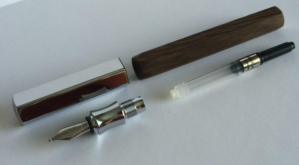 Whole Pen apart 2