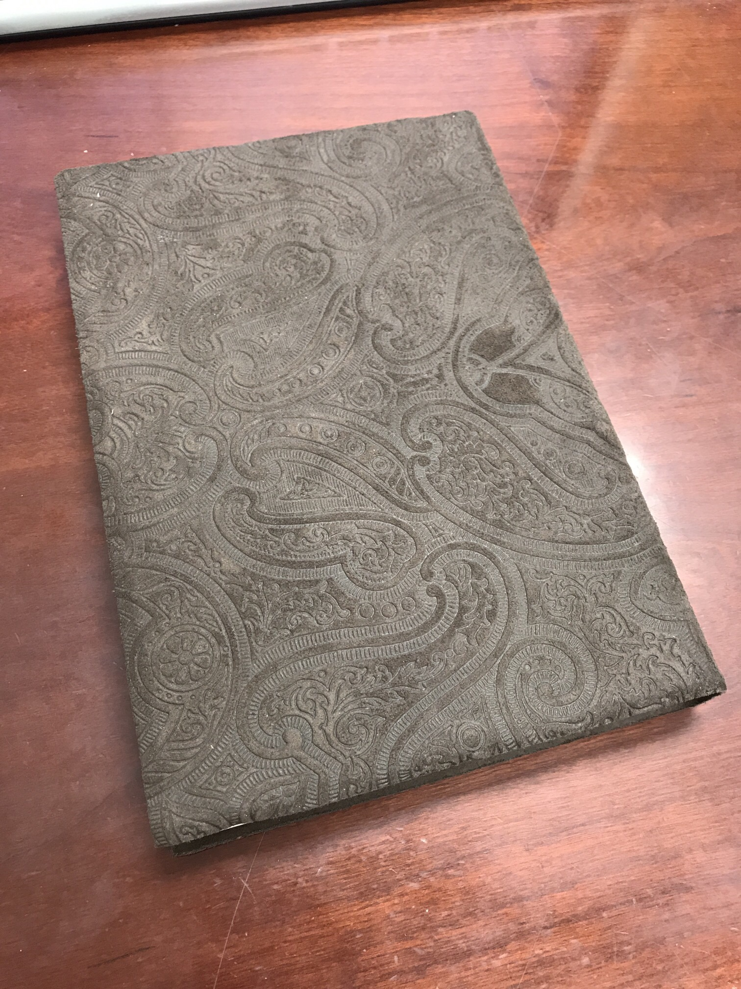 Central Crafts Bellagio Journal Review